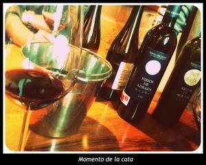 Kirios de Adrada's wines.