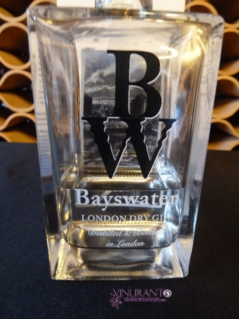 Bayswater London Dry Gin.