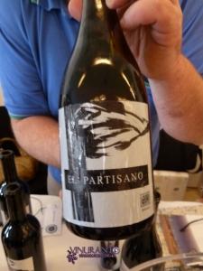 El Partisano. D.O. Ca. Rioja