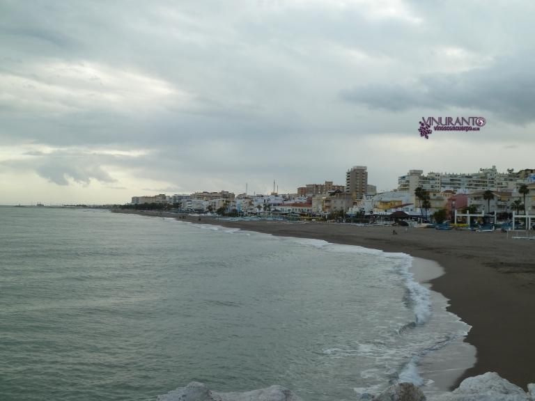 La Carohuela Beach (Torremolinos).