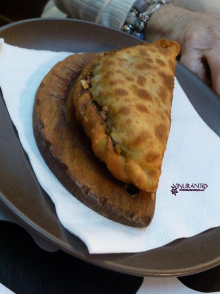 Argentinean empanada