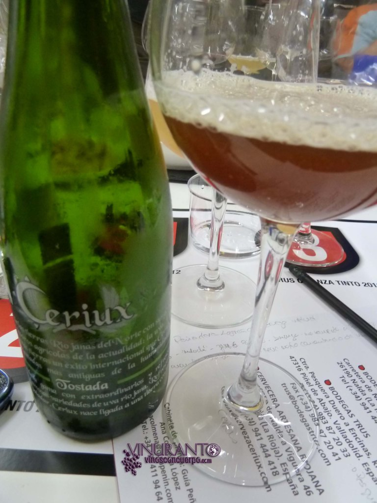 Ceriux Dark Beer