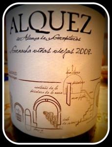 Alquez Odl Vines Garnacha (Grenache)
