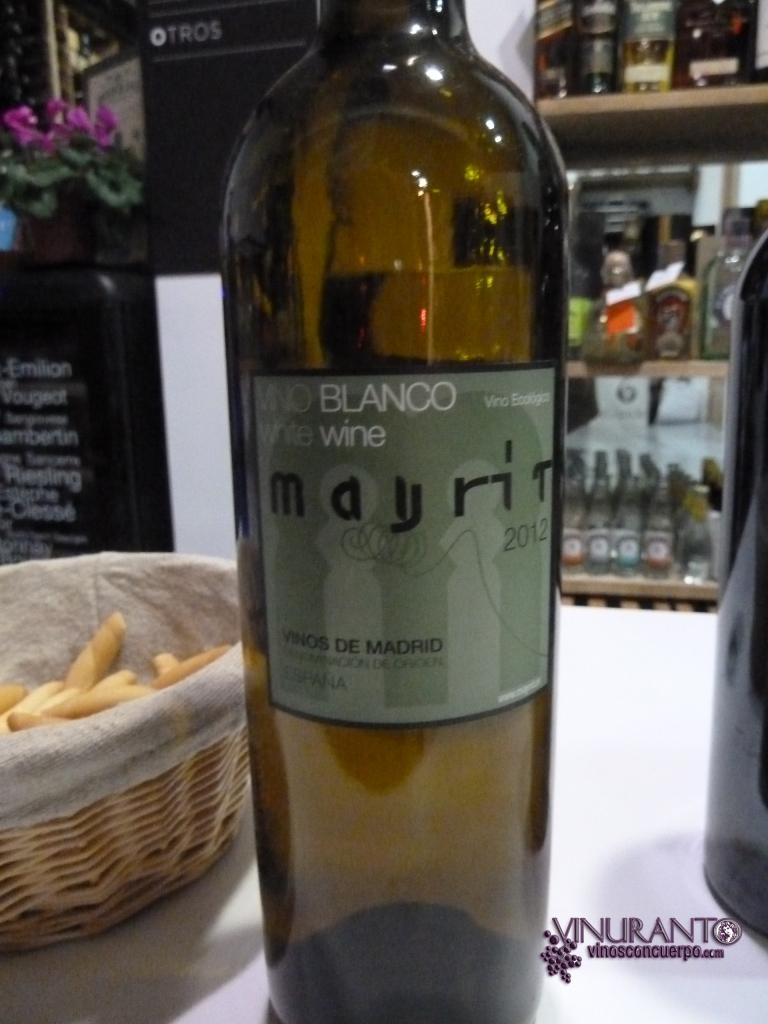 Mayrit 100% Sauvignon blanc.Madrid, Spain.