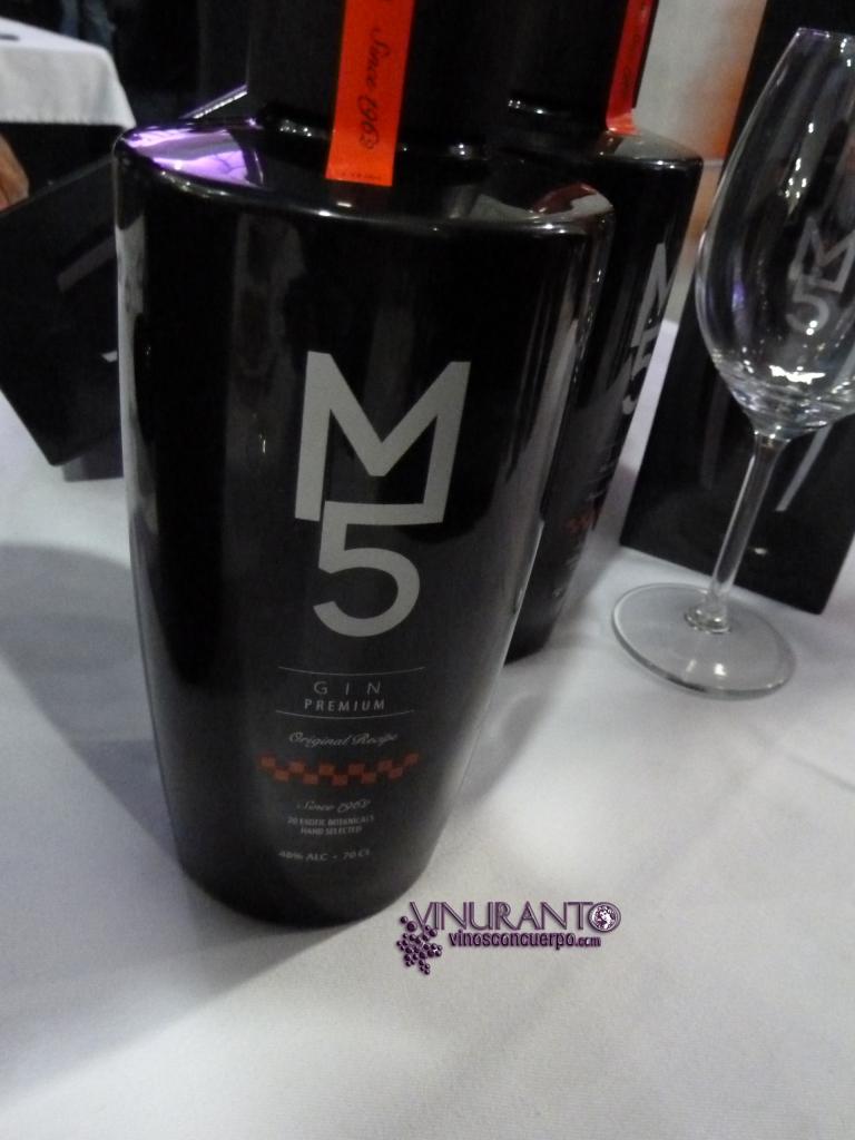 A wonderful classic gin. M5.