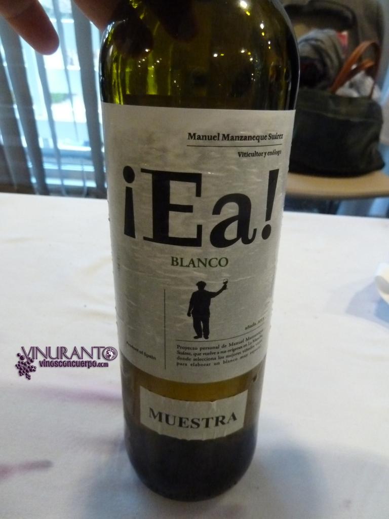 ¡Ea! White wine