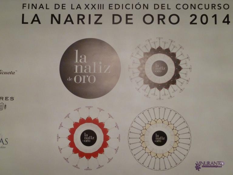 """""""La Nariz de Oro"""" 2014. Madrid, Spain."""