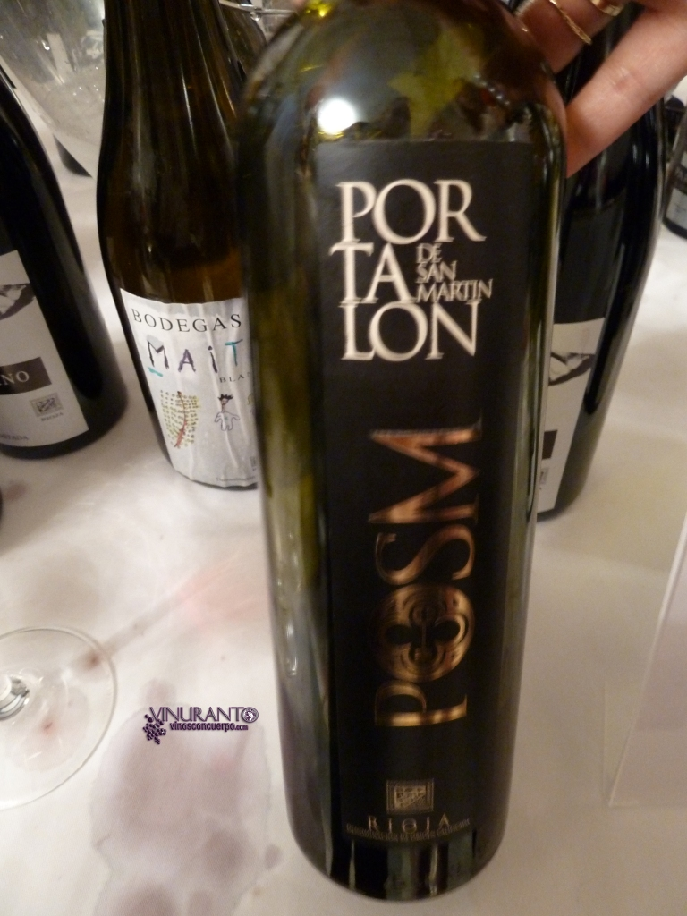 Gomez Cruzano's wine. D.O. Rioja.