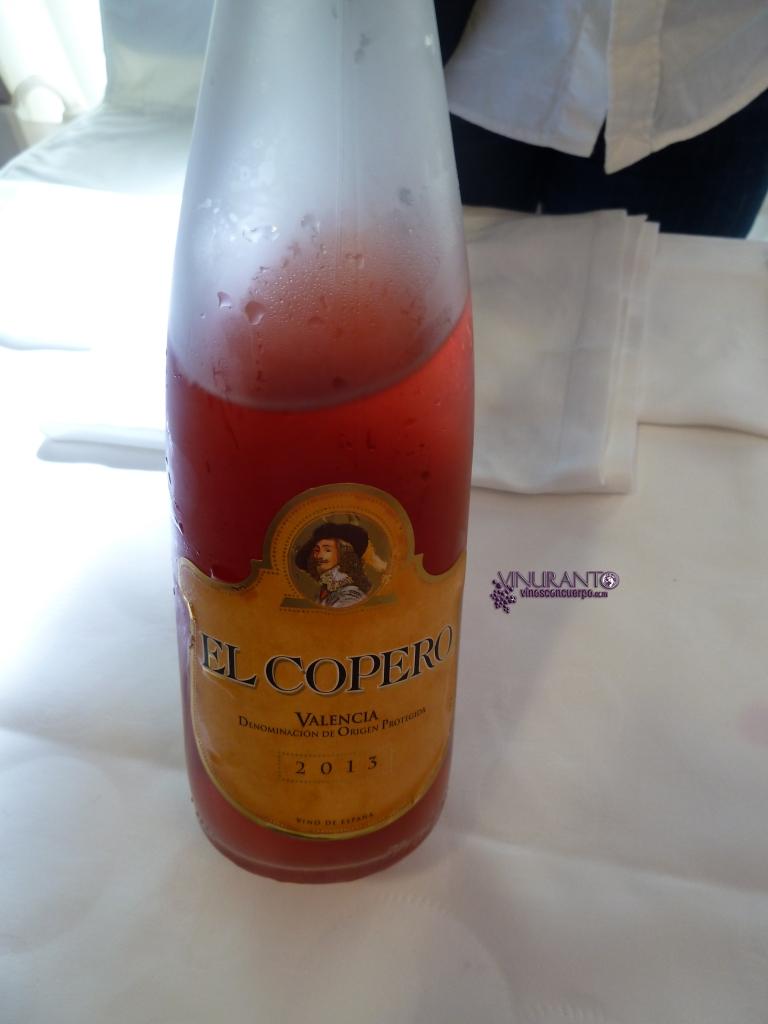El Copero of Muviedro winery from Valencia.