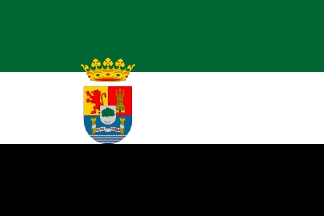 Extremadura's flag.