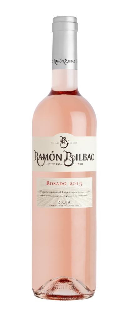 Ramón Bilbao Rosé 2013. D.O. Ca. Rioja.