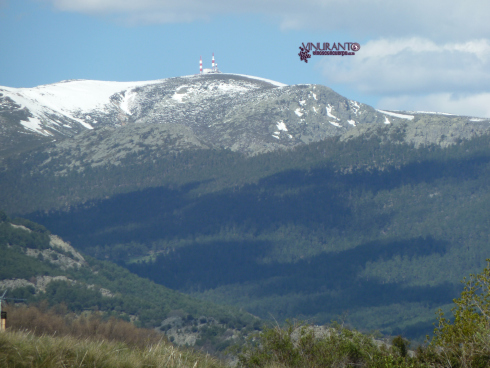 Mountains of Madrid. Spain.