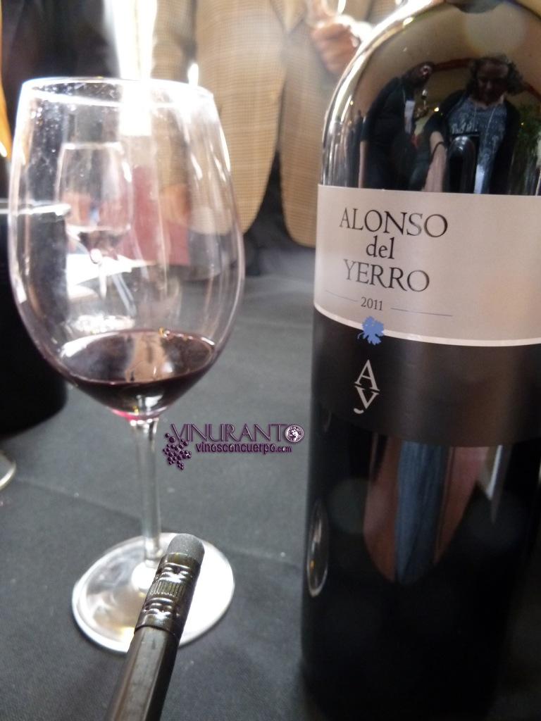 Alonso del Yerro. D.O. Ribera del Duero