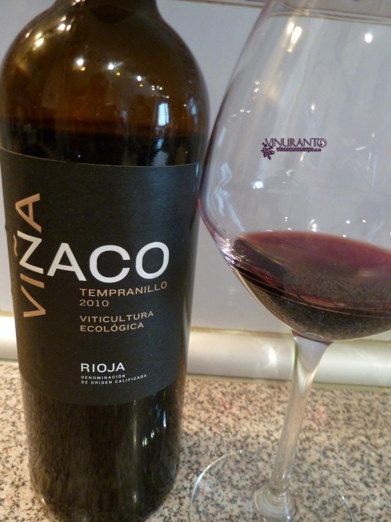 Viña Zaco 2010.  D.O. Ca. Rioja
