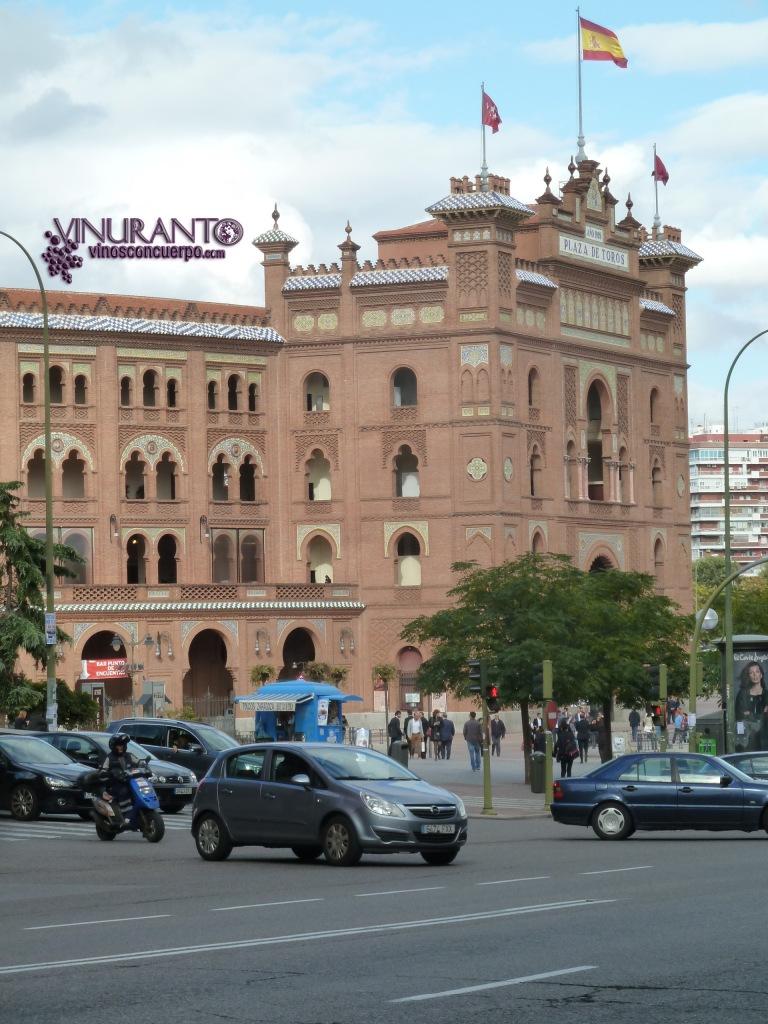 Las Ventas Bullring of Madrid, Spain