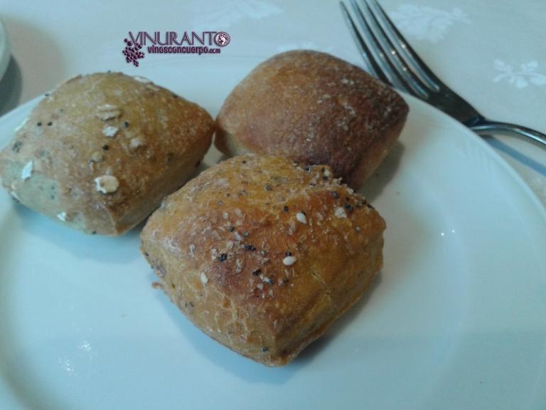 Breat at Torreblanca Restaurant (Gudarrama, Madrid-Spain)