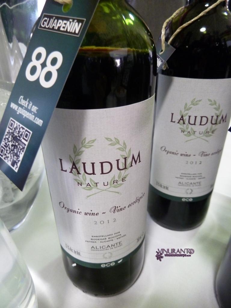Laudum Nature. Organic wine.D.O. Alicante.