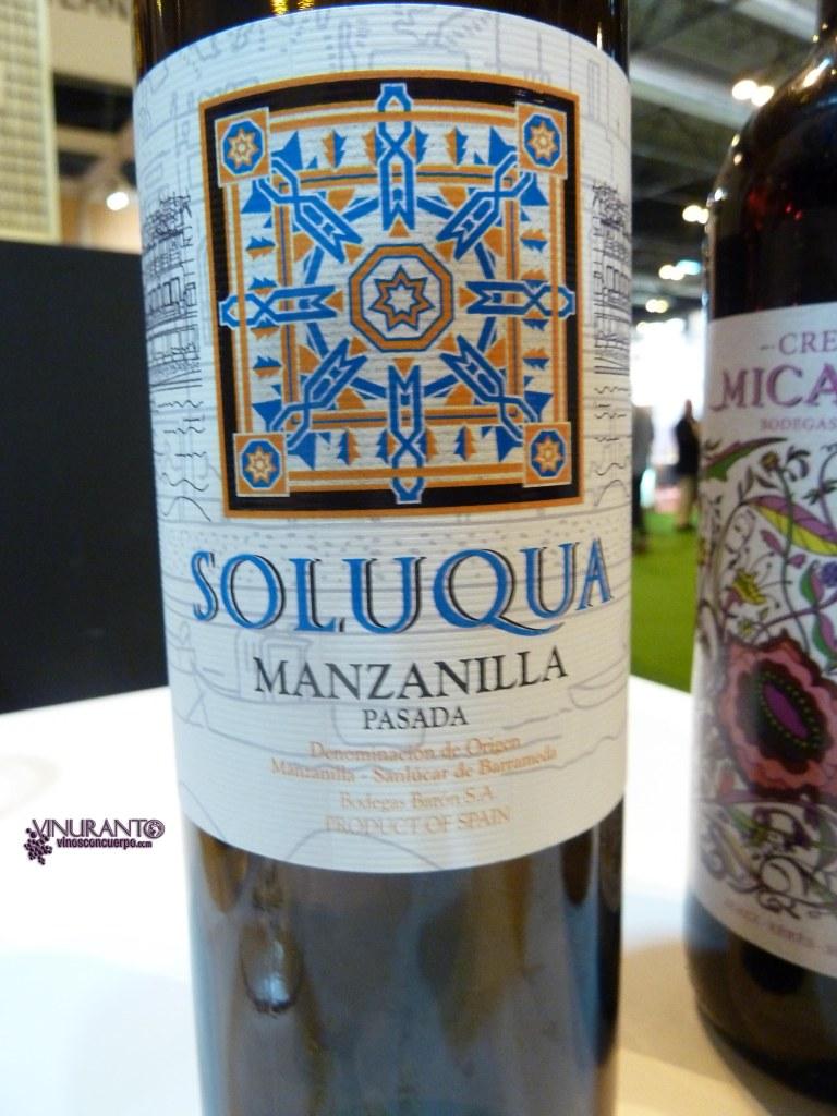 Soloqua Manzanilla. Cádiz. Delicacy from South Spain