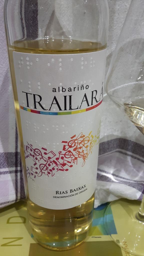 Trailará D.O. Rías Baixas Young White Wine